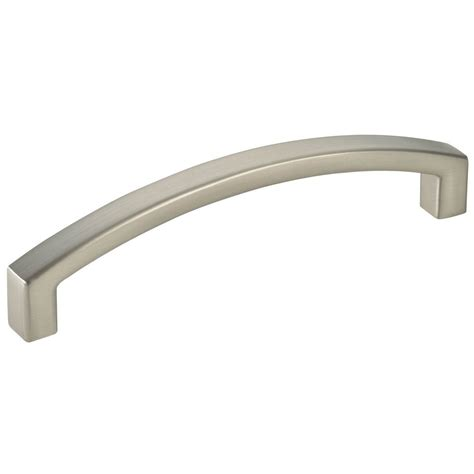 4 inch center to center cabinet pulls satin nickel cabinet pull 4 inch center to center hw23