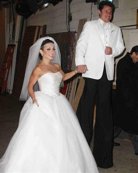 15 who went bridal for martha stewart weddings