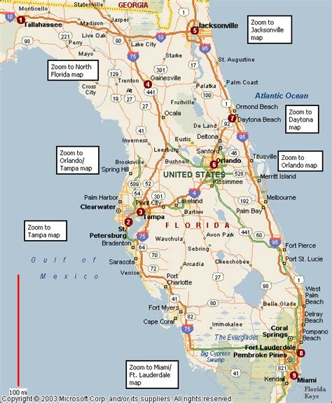 map of ta florida city map of ta florida 28 images florida map with cities labeled general map of florida