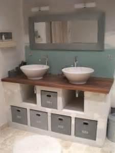 faire meuble salle de bain