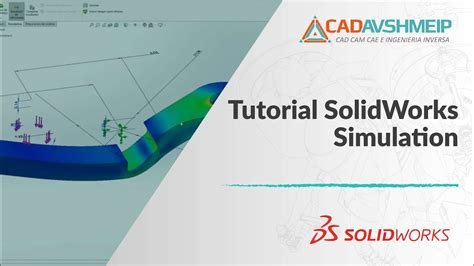 tutorial solidwork youtube tutorial solidwork simulation youtube