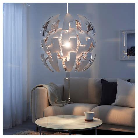 Ikea Ps 2014 | ikea ps 2014 pendant l white silver colour 52 cm ikea