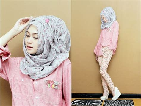 hijab tutorial voluminous volume hijab my style pinterest hijabs