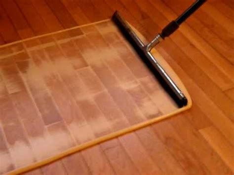 Final Touch Wood Filler   Floor Squeegee   YouTube