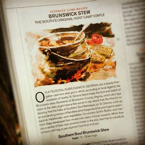Garden And Gun Recipes by 1000 Images About Brunswick Stew Recipes On