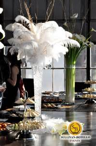 great gatsby centerpiece ideas centerpieces by sullivan botello events the great gatsby