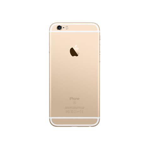 sysme apple authorized iphone 6s plus 128gb gold mkuf2hn a