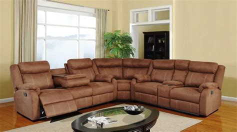 sectional recliner sofa with cup holders sectional sofas with recliners and cup holders cabinets