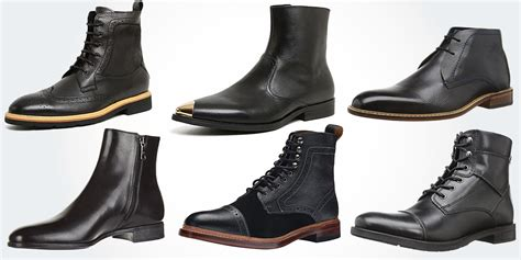 best casual boots 18 best black leather boots for modern casual