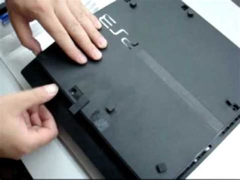 take appart how to open take apart disassemble your playstation