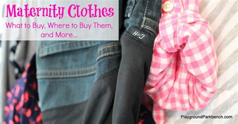 where to buy bench clothing maternity clothes what to buy where to buy them and more
