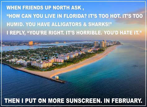 florida memes winter in florida meme waterfront properties