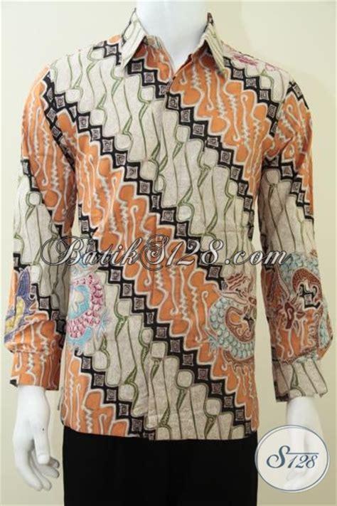 Baju Batik Parang Brown baju batik tulis pria high class mahal berkelas motif parang lp1833tp m toko batik 2018