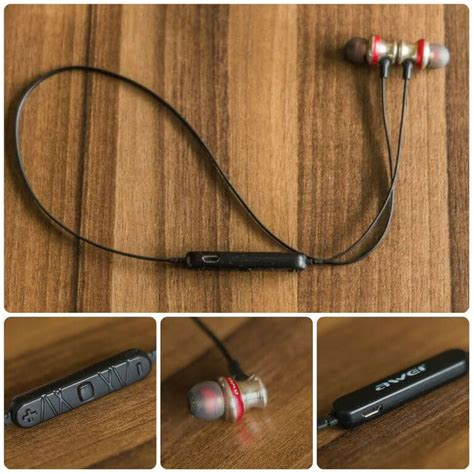 Headset Bluetooth Awei bluetooth headset review awei a980bl device boom