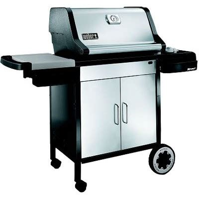 weber spirit sp 310 lp stainless steel grills the great escape