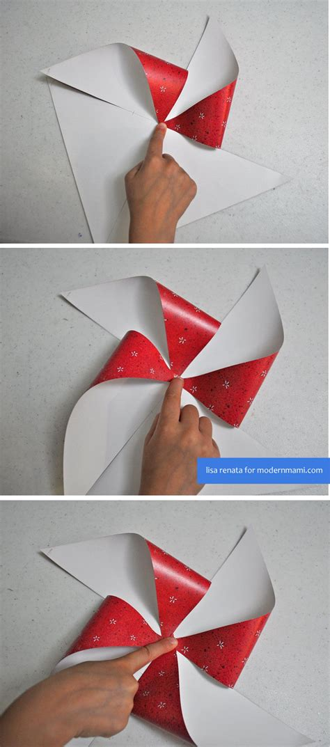 4th Of July Paper Crafts - festive 4th of july decoration diy fourth of july