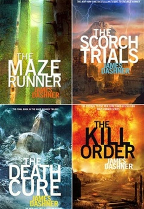 maze runner film order book review the kill order by james dashner