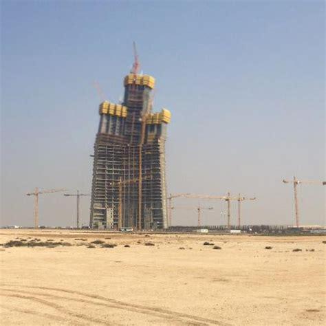 jeddah tower tallest building   world