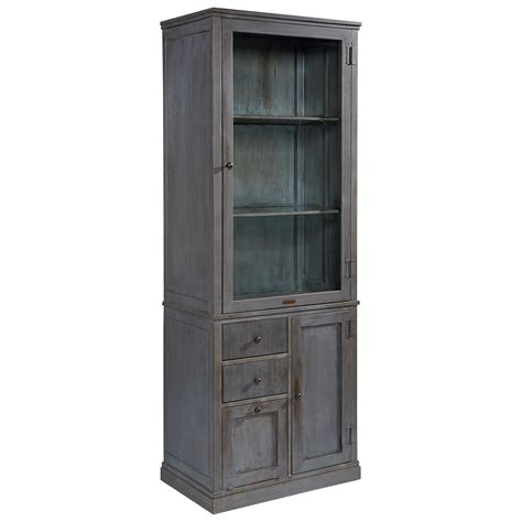 accent cabinet with glass doors magnolia home by joanna gaines accent elements