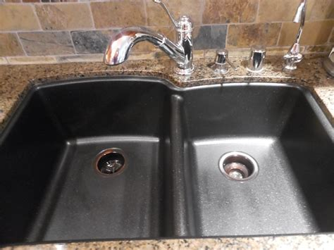 Granite Composite Kitchen Sinks Reviews Composite Granite Kitchen Sink Reviews 28 Images Black Granite Composite Sink Reviews