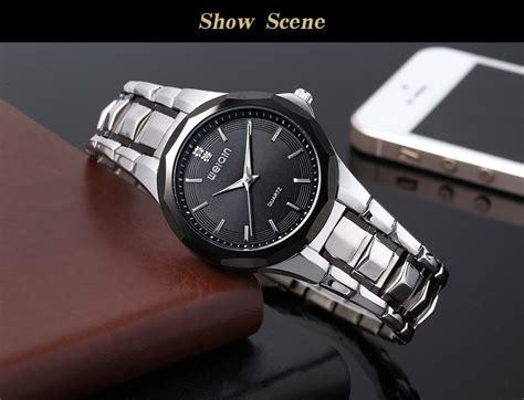 Harga Jam Tangan Merk Favorite weiqin jam tangan analog wanita wei100 white silver