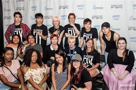 got7 group photo got7 group photos subkulture entertainment