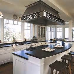 different counter heights kitchen island design ideas