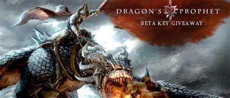 dragons prophet north america beta key giveaway  keys giveaway dragon key