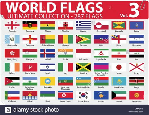 flags of the world ultimate world flags ultimate collection 287 flags volume 3