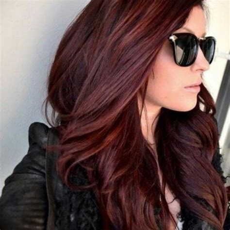 do it yourself hair highlights for med brown hair medium brown hair with red highlights hairstyle for