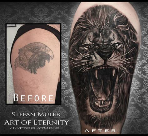 tattoo cover up amp fix up art of eternity viersen