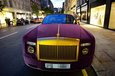 gold phantom car 163 300 000 rolls royce phantom in velvet mirror online