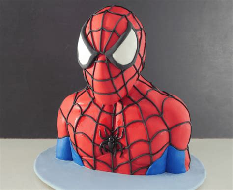 Home Design 3d App Tutorial Howtocookthat Cakes Dessert Amp Chocolate 3d Spiderman