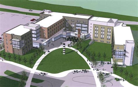 oakland university housing new residence hall