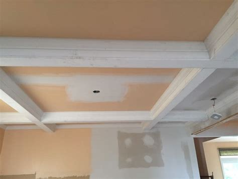 kitchen ceiling paint sheen coffered ceiling paint sheen and color