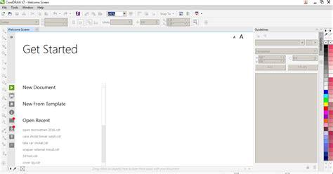 tutorial corel draw x6 bagi pemula cara menggambar dengan corel draw untuk pemula guru corel
