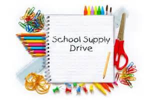 adopt a child supply drive church