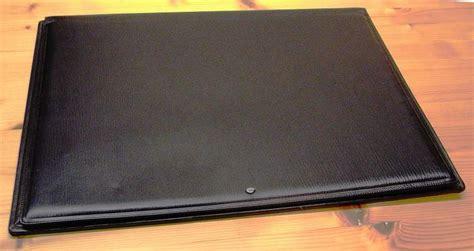 sottomano scrivania pelle accessorio scrivania sottomano in pelle a modena