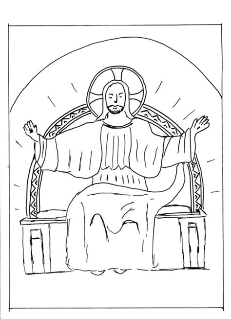 coloring pages jesus is king free the king coloring pages