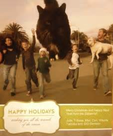 20 cool and funny christmas card ideas