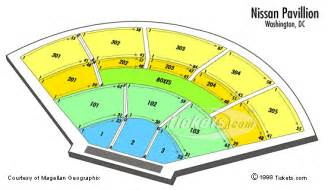 Nissan Pavilion Bristow Va Jiffy Lube Seating Chart View Pictures To Pin On