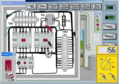 free electrical motor circuits
