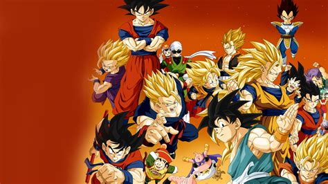 anime wallpaper hd 1600 x 900 download hintergrundbilder 1600x900 dragon ball z anime hd
