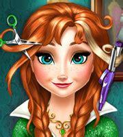 haircut games real haircuts anna frozen real haircuts agnesgames com