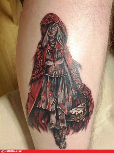 little red riding hood tattoo 50 best images on
