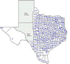 txgenweb county formation maps