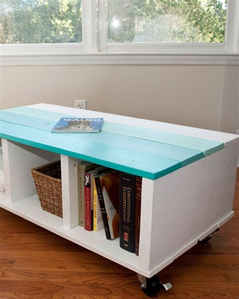 white play table with storage coffee table storage table play table ombre table