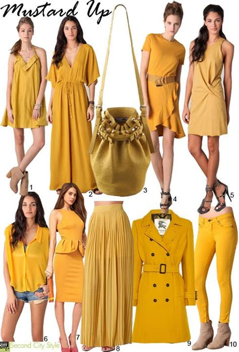 Trends To Avoid The Top Second City Style Fashion 2 2 by Second City Style Mustard Up Trend Setting
