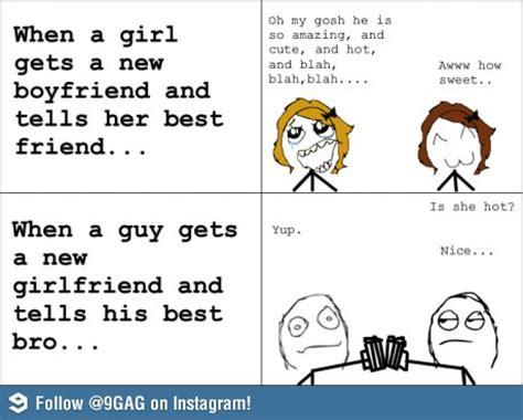 Funny Memes About Boys - girls vs boys funny meme funny memes and pics