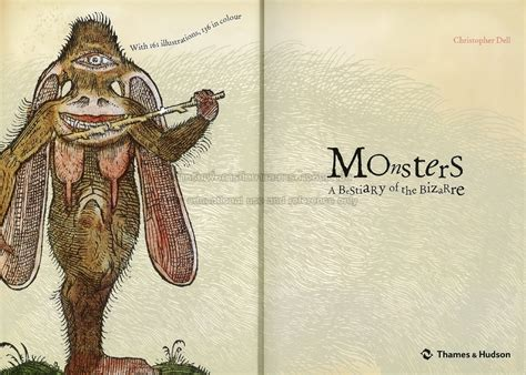 monsters a bestiary of monsters tcdc resource center